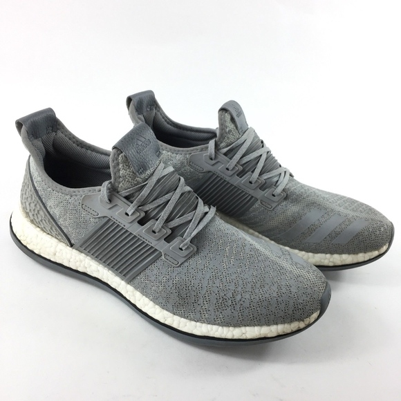64af46d975388 coupon code for adidas pureboost zg gray running sneakers mens 13 a94dd  7b5e7
